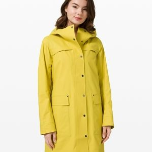 Lululemon In to the Drizzle Jacket